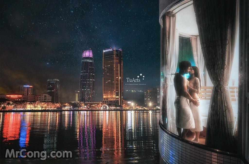 Bộ ảnh cưới khỏa thân siêu nóng bỏng được thực hiện bởi TuArts Wedding (23 ảnh)