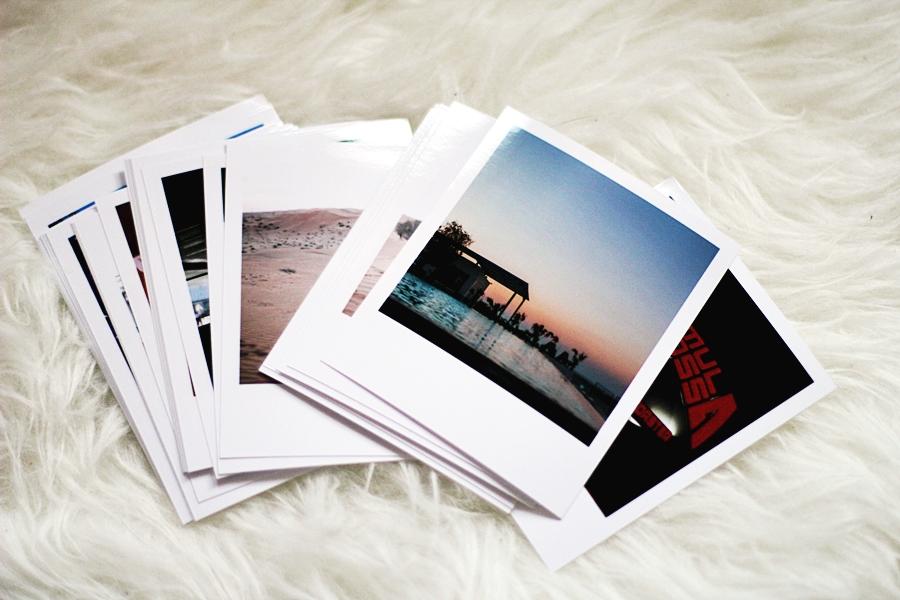 polaroid bilder geschenk