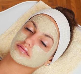 Máscara hidratante para dormir de alface