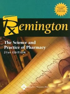 Pharmacy ebooks: remington: the science and practice of pharmacy.