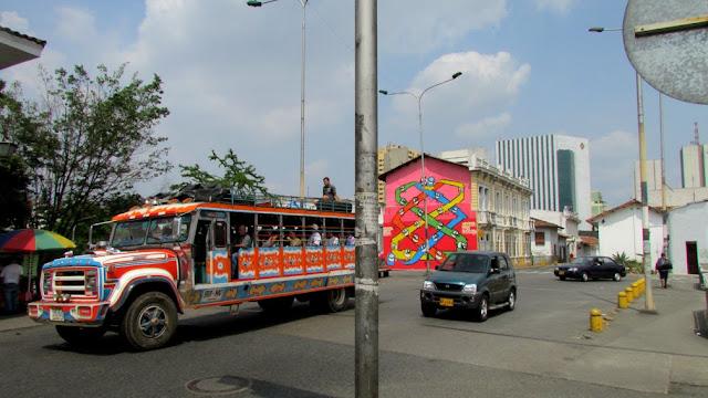 """Amor Por Colombia"" New Urban Art Mural For Street Kills Festival In Santiago De Cali, Colombia. 3"