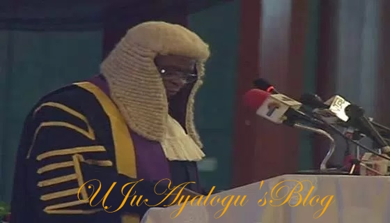 Onnoghen Orders Heads Of Courts To Create Special Courts For Corruption Cases