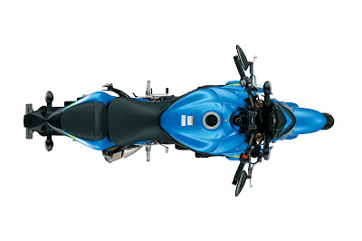 Suzuki GSX-S1000 Top view HD Images