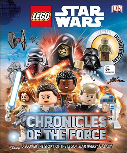 Star Wars Kidscast Blog: LEGO Star Wars: Chronicles of the Force