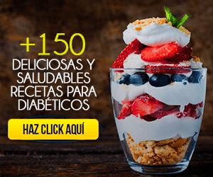 +150 Recetas de Cocina Saludable para Diabéticos