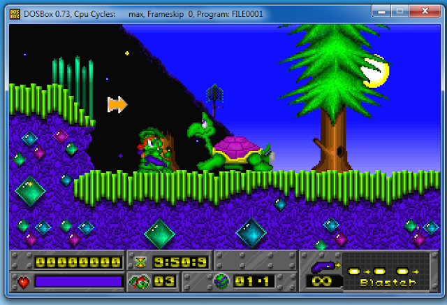 تحميل لعبة Jazz Jackrabbit للكمبيوتر من ميديا فاير