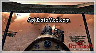 Red Baron War of Planes Apk teaming up