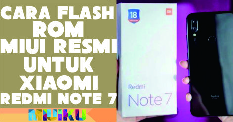 RESMI] ROM MIUI untuk Xiaomi Redmi Note 7 (Lavender) - Miuiku