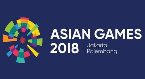 ASIAN GAMES 2018. Photo courtesy Detik COM
