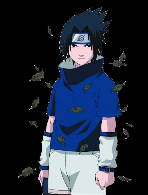 Naruto Character : Foto Uchiha Sasuke