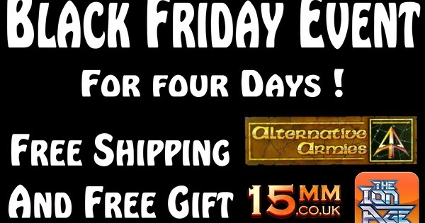 the ion age blog black friday four day event is here free shipping and gift. Black Bedroom Furniture Sets. Home Design Ideas