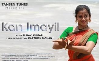 Kan Imayil – Tamil Private Album Song 2018