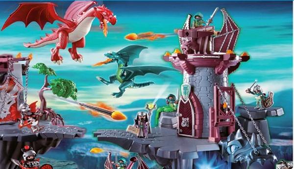 Exposición de Playmobil en San José de Valderas