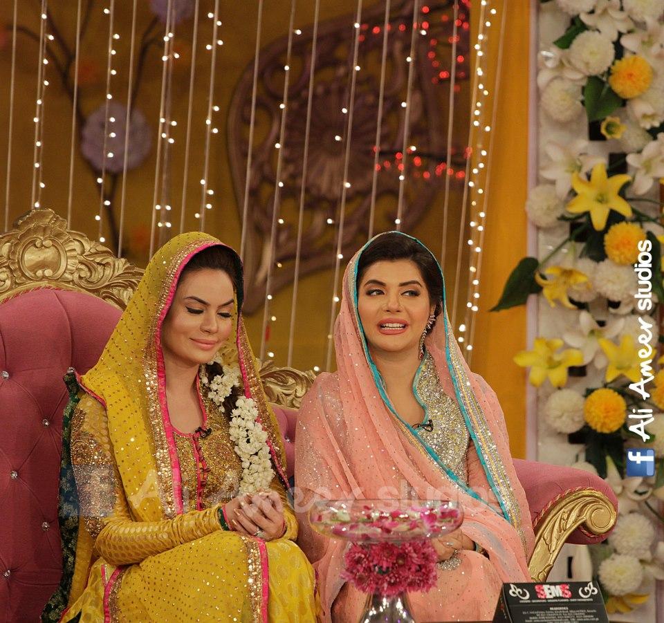 Fashion Ki Dunia: Sadia Imam Mayoun At Good Morning Pakistan