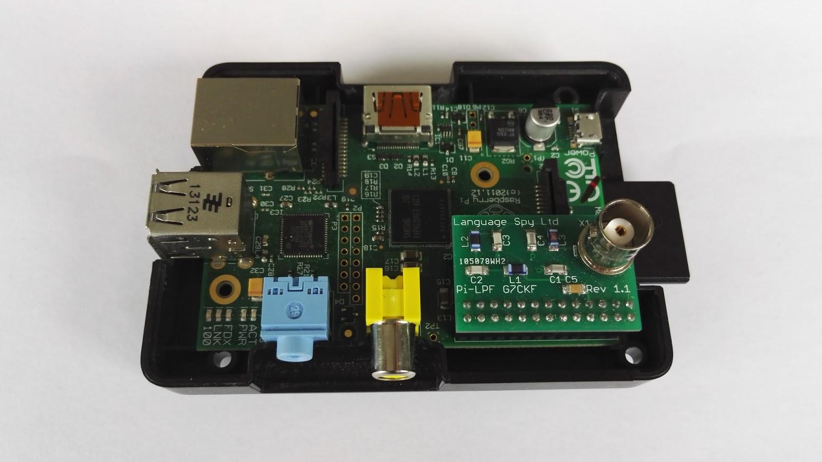 A Slice of Raspberry Pi: Setting up a Raspberry Pi WSPR Station
