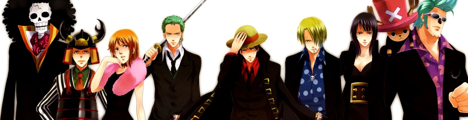 Nami Zoro Luffy Brook One Piece Wallpaper Wallpapers Style