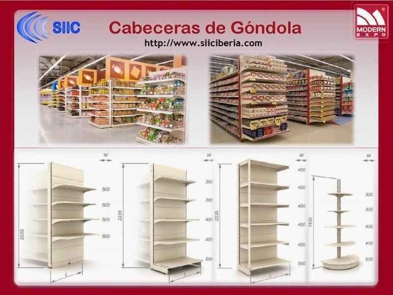 Las cabeceras de g ndola en la estrategia retail desde for La gondola muebles