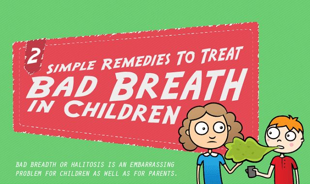 What Causes Bad Breath in Children
