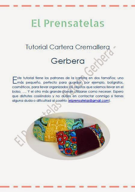 Tutorial Gerbera