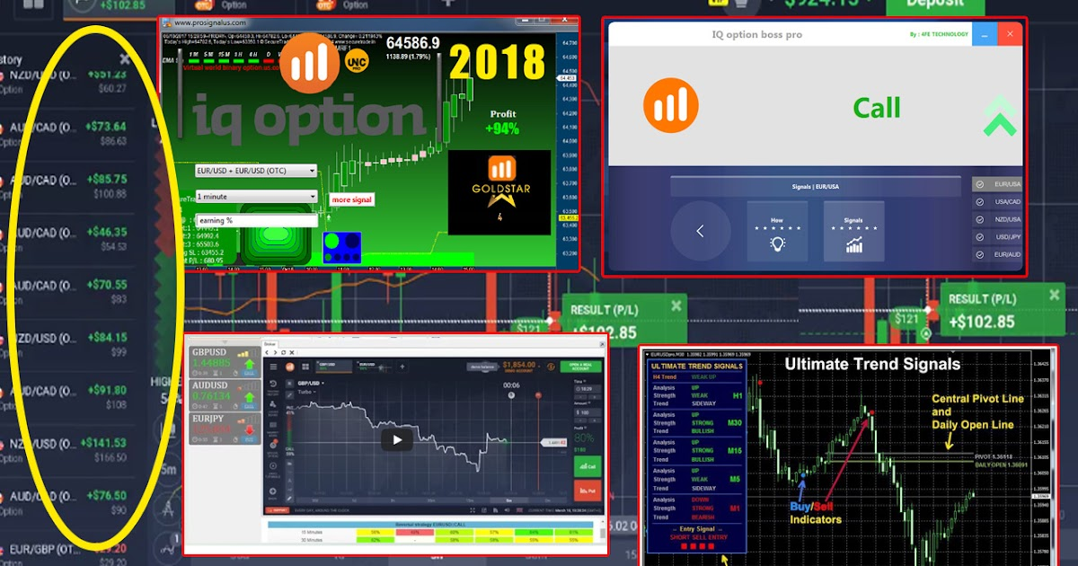 Robot binary option gratis