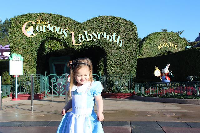 Best Rides for Under 3's at Disneyland Paris