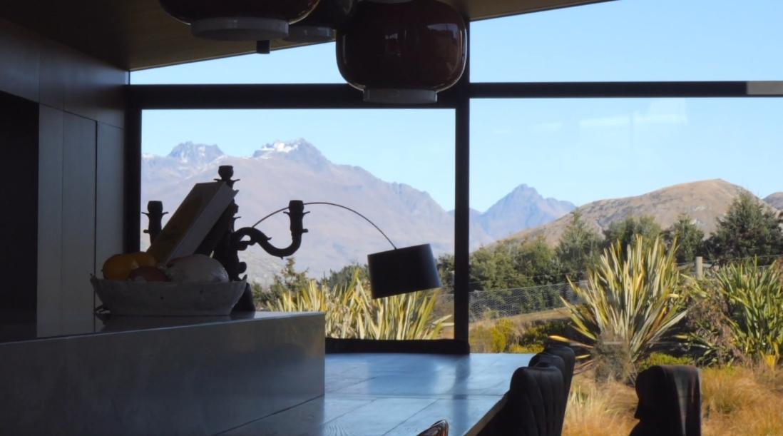 24 Interior Design Photos vs. Tour 63 Elysium Way, Queenstown, New Zealand