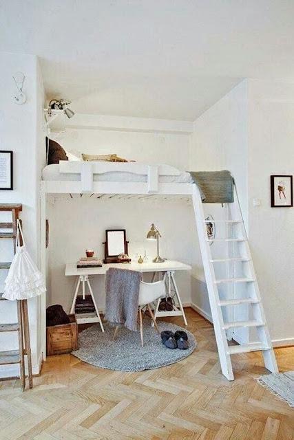 Bedroom Double Height 6