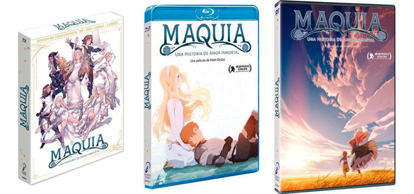 Maquia - Selecta Vision