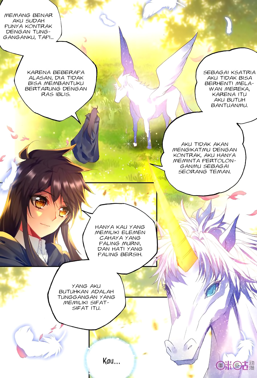 Komik shen yin wang zuo 152 - chapter 152 153 Indonesia shen yin wang zuo 152 - chapter 152 Terbaru 6|Baca Manga Komik Indonesia