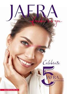 Katalog Jafra terbaru 2018 - halaman 001