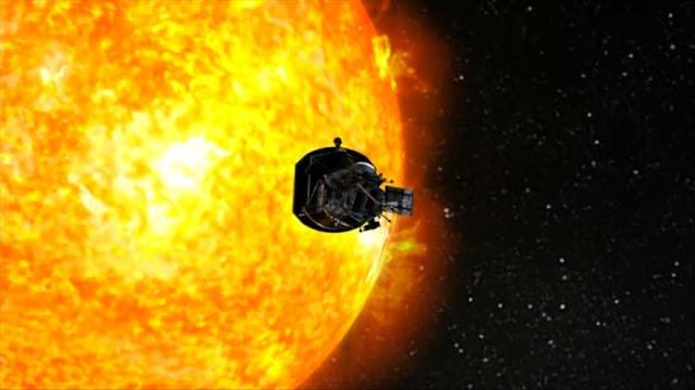 """NASA se prepara para lanzar una nave que """"tocará"""" el Sol"""