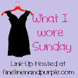What I Wore Sunday, November 10th edition