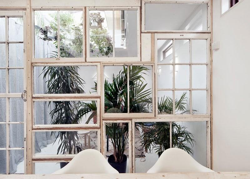 Cinco ideas de c mo hacer tus paredes con muebles for Materiales para decorar paredes interiores