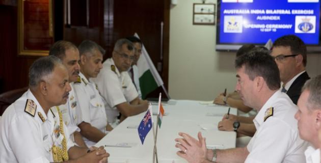 विशाखापत्तनम में ऑसेडेक्स (AUSINDEX) आयोजित : LATEST CURRENT AFFAIRS IN HINDI