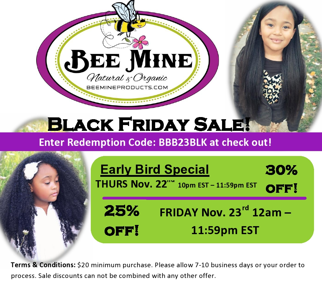 Alien Bees Black Friday Sale: Beads, Braids And Beyond: Bee Mine Products Black Friday Sale