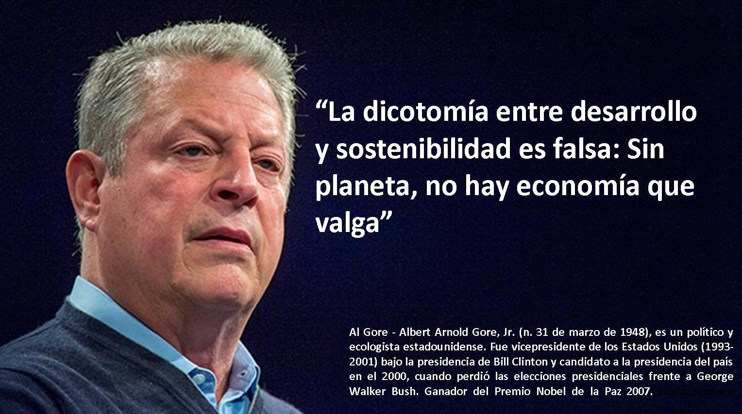 Economía En El Insti Frases Célebres Al Gore