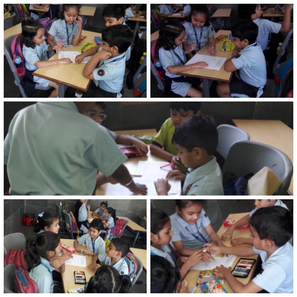 The Rustomjee Cambridge Diaries, Virar: Grade 1 Math Block ... on working math, block art math, concept map math, mind map math, block figure math, dimensions math, fashion design math, function math, cross section math, flow chart math,