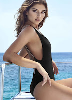 Daniela Lopez Osorio sexy bikini model photo shoot Almamia Swimwear