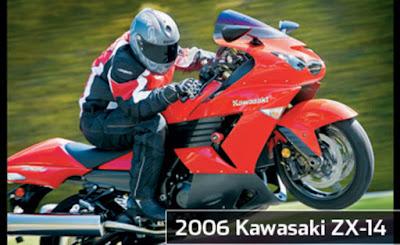 Kawasaki Zx 14 Performance Specs