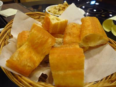 Old Street Bak Kut Teh, dough fritters