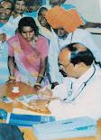 भारत में स्वास्थ का ढांचा