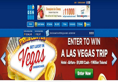Game Show Network(GSN) is a cool website that pays you for playing game online and get paid.Here you can find unlimited games,you can play any game and earn good amount