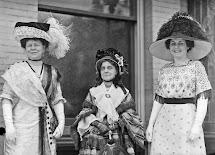 History In Women With Fancy Hats