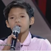 """Watch:  Justin Alva sing """"The Search Is Over"""" in The Voice Kids Season 3"""