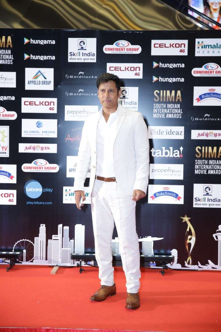 The Best Actor Tamil award went to Vikram for his performance in I