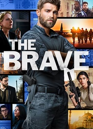 The Brave - Legendada 2017 Download torrent download capa