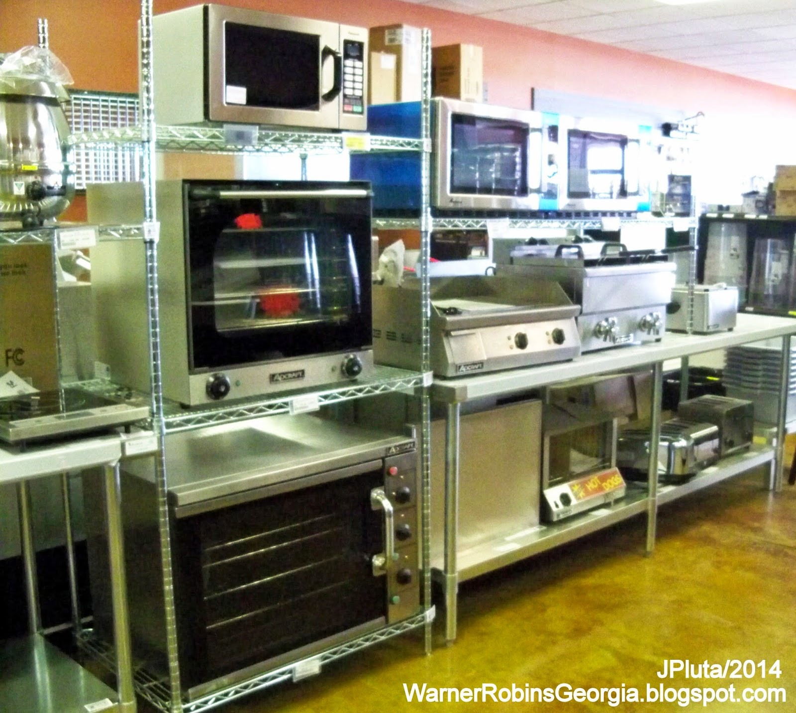 Kitchens Store: WARNER ROBINS GEORGIA Air Force Base Houston Restaurant