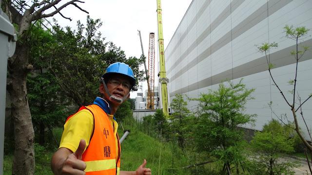 O2O縮時攝影工程-亞東工業氣體吊裝工程