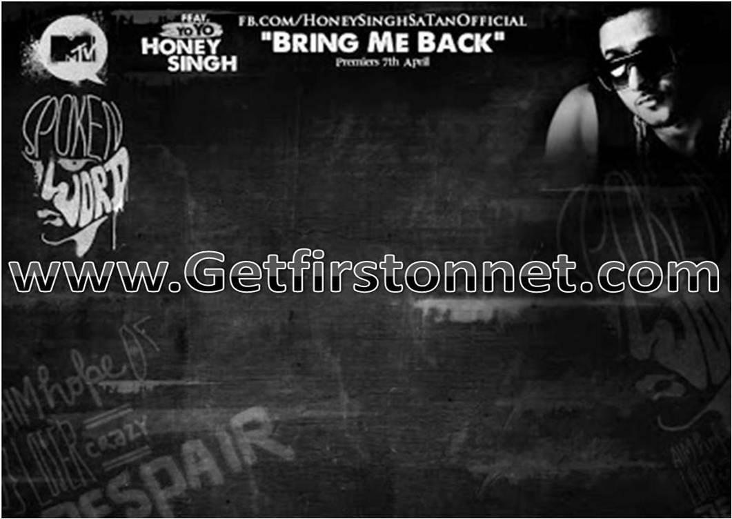 Bring Me Back Yo Yo Honey Singh 1080p Hd Full Video Song ...  Bring Me Back Y...