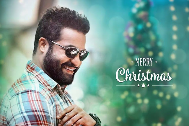 NTR Wishing everyone a very merry Christmas